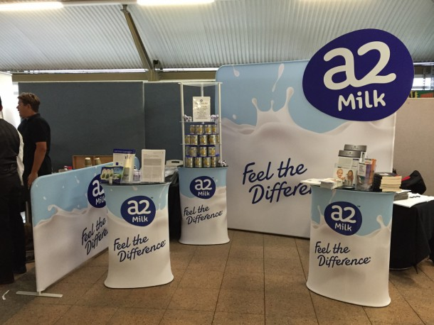 A2 milk work by fabricated