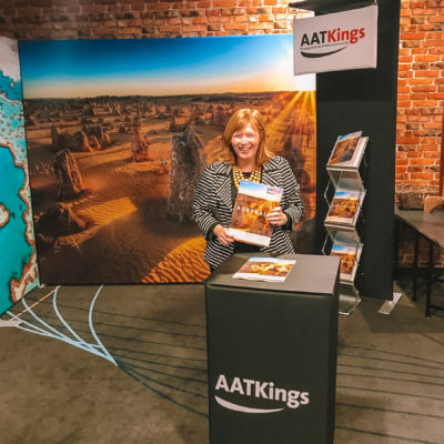 AAT Kings brochures